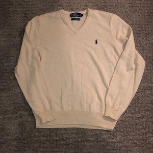 Men's Ralph Lauren pullover sweater.